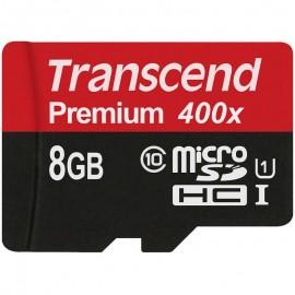 Transcend Micro SD Memory Card 8GB