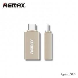 Remax RA-OTG1 Glance USB 3.0 Type-C OTG Adapter for Smartphones & Tablets