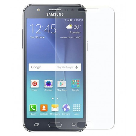 Samsung J7 Tampered Glass Screen Protector