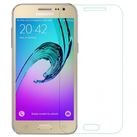 Samsung J2 Tampered Glass Screen Protector