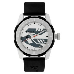 Fastrack Sport Silver Dial...