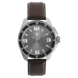 Fastrack Grey Dial Analog...