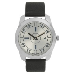 Fastrack Silver Dial Analog...