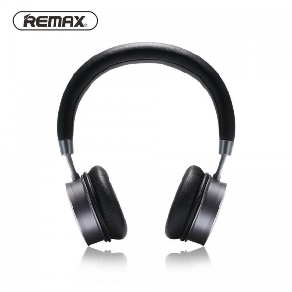 Remax Rb 520hb Wireless Bluetooth Headphone Best Price In Bangladesh Phoneshopbd Com Color Black