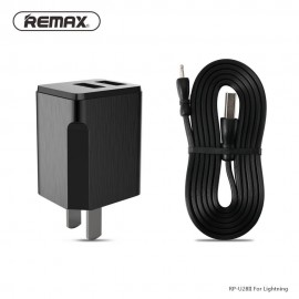 Remax RP-U28II Elite Set Charger with Cable for iPhone iPad