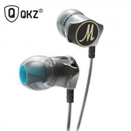 QKZ DM-7 Zink Alloy In-Ear Headphone Earphone
