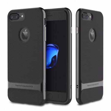 Rock iPhone 7Plus Royce Series Case Jet Black