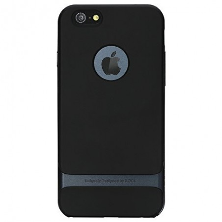 Rock Royce iPhone 6/6s Hybrid Bumper Back Case Cover