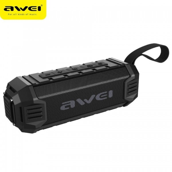Awei Y280 Portable Waterproof Bluetooth Speaker Phoneshopbd Com