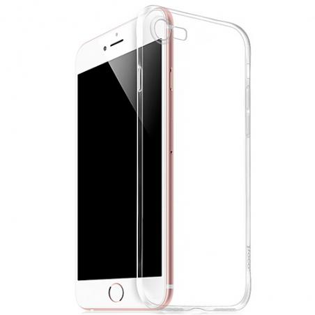 Hoco iPhone 7 Plus Light Series TPU Protective Back Case Cover Transparent