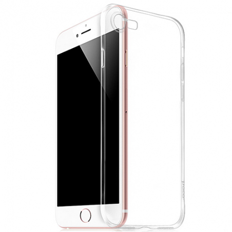 Hoco iPhone 7 Light Series TPU Protective Back Case Cover Transparent