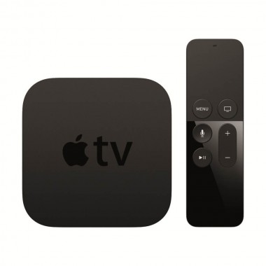 Apple TV Box 4K With Remote...