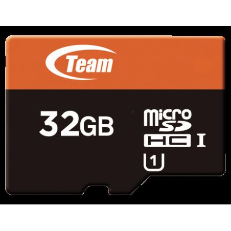 32GB Team micro UHS-1 Flash Memory Card