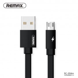 Remax RC-094m Kerolla Fabric Micro USB Data Cable 2.1A