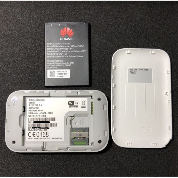 Huawei Router Wifi Password