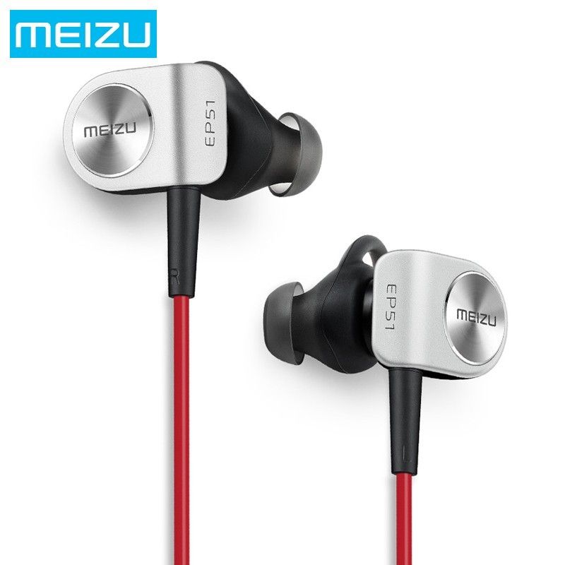 meizu bluetooth hifi music sport in ear earbuds ep 51. Black Bedroom Furniture Sets. Home Design Ideas