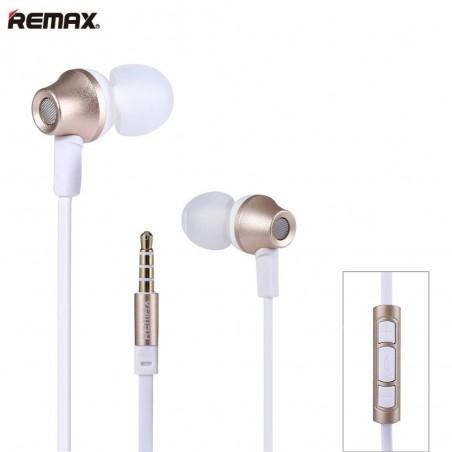 Remax RM 610D 3.5mm Plug Headphone
