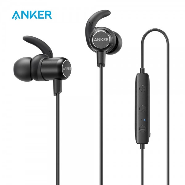 8c5fe7d6846 Anker SoundBuds Slim Sport Wireless Bluetooth Headphones. Reference: A3235.   In Stock