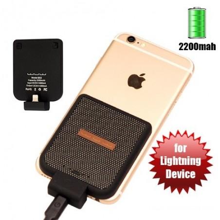iPhone Back Clip Power Bank 2200 mAh