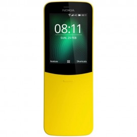 Nokia 8110 4G Dual SIM Banana Phone