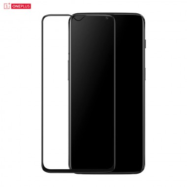 OnePlus 6T 3D Tempered...