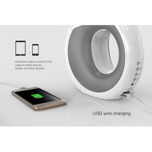Nillkin COZY MC1 Bluetooth Speaker With Wireless Charging