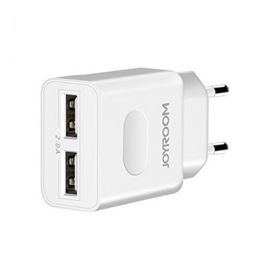 JOYROOM Portable Dual USB...