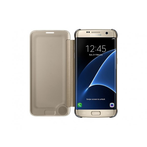size 40 d2897 85953 Galaxy S7 edge Clear View Cover - Original