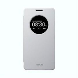 Asus ZenFone 5 View Flip Cover (White)