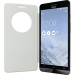 Asus ZenFone 5 View Flip Cover (White)