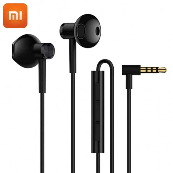 Mi Dual Driver Half In Ear Headphone Earphone Price In Bangladesh
