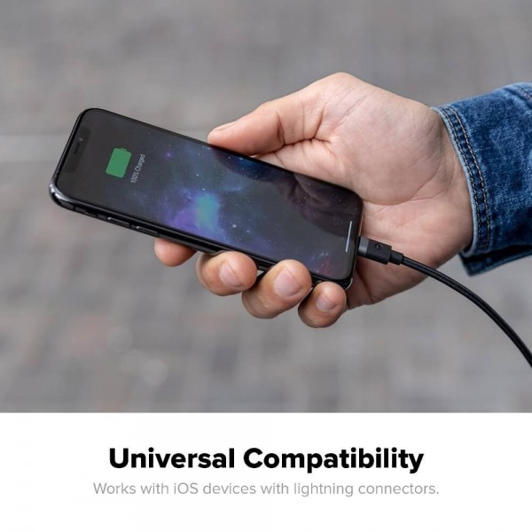 Mophie Usb C Cable Lightning Connector Charging Data Cable For Iphone Usb ports, an ac output and a qi wireless charger make it great for powering your phone, tablet or other. mophie usb c cable with lightning connector charging data cable made for apple 1m