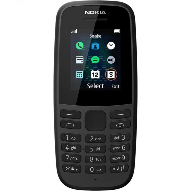 Nokia 105 DS 2019 Basic Phone